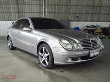 2005 Mercedes-Benz E200 Kompressor W211 (ปี 03-09) Elegance 1.8 AT Sedan