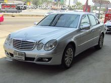 2007 Mercedes-Benz E200 Kompressor W211 (ปี 03-09) Elegance 1.8 AT Sedan