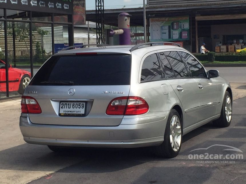 2004 Mercedes-Benz E200 Kompressor Elegance Wagon