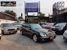 2004 Mercedes-Benz E200 Kompressor W211 (ปี 03-09) Elegance 1.8 AT Wagon