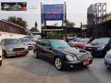 2004 Mercedes-Benz E200 Kompressor W211 (ปี 03-09) Elegance 1.8 AT Wagon