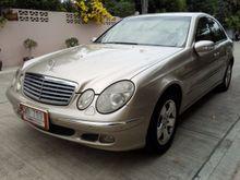 2002 Mercedes-Benz E200 Kompressor W211 (ปี 03-09) Elegance 2.0 AT Wagon