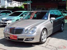 2007 Mercedes-Benz E200 Kompressor W211 (ปี 03-09) Elegance 1.8 AT Wagon