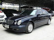 2001 Mercedes-Benz E200 Kompressor W210 (ปี 95-03) 2.0 AT Sedan