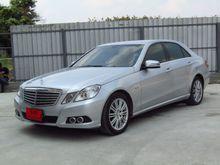 2012 Mercedes-Benz E200 W212 (ปี 10-16) NGT 1.8 AT Sedan