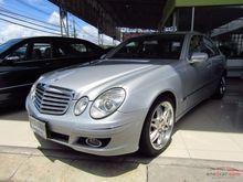 2007 Mercedes-Benz E200 W211 (ปี 03-09) NGT 1.8 AT Sedan