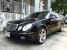 2009 Mercedes-Benz E200 W211 (ปี 03-09) NGT 1.8 AT Sedan