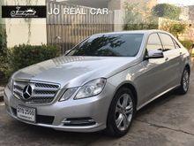 2013 Mercedes-Benz E200 W212 (ปี 10-16) NGT 1.8 AT Sedan