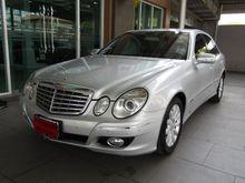 2008 Mercedes-Benz E200 W211 (ปี 03-09) NGT 1.8 AT Sedan