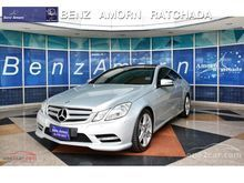 2013 Mercedes-Benz E200 CGI BlueEFFICIENCY W207 (ปี 10-16) AMG 1.8 AT Coupe