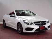 2015 Mercedes-Benz E200 W207 (ปี 10-16) Sport 2.0 AT Coupe