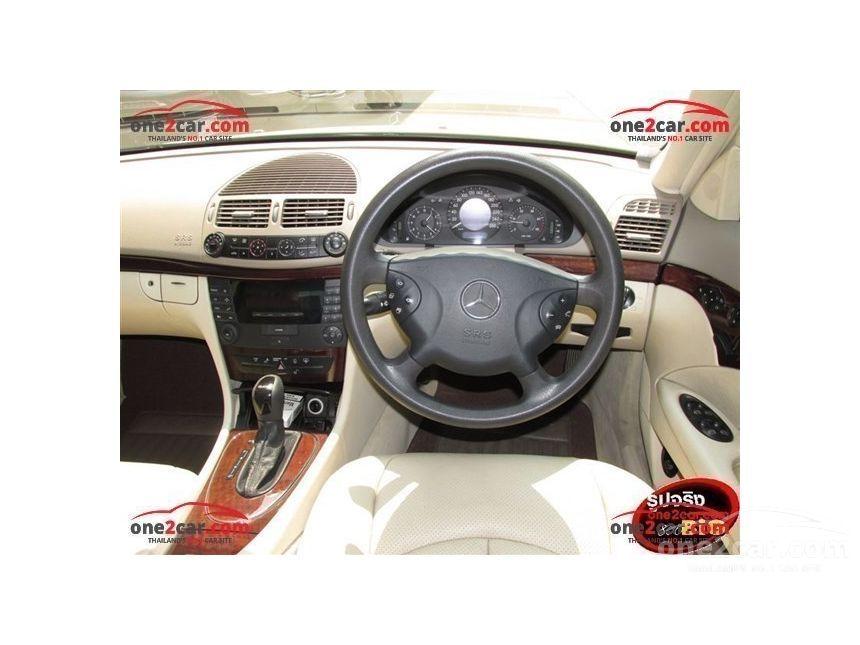 2003 Mercedes-Benz E220 CDI Classic Sedan