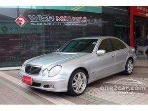 2005 Mercedes-Benz E220 CDI 2.1 W211 (ปี 03-09) Classic Sedan AT