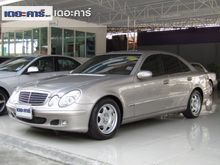 2004 Mercedes-Benz E220 CDI W211 (ปี 03-09) Classic 2.1 AT Sedan