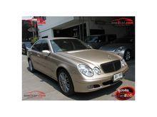 2003 Mercedes-Benz E220 CDI W211 (ปี 03-09) Classic 2.1 AT Sedan