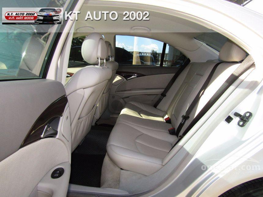 2006 Mercedes-Benz E220 CDI Classic Sedan