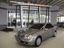 2009 Mercedes-Benz E220 CDI W211 (ปี 03-09) Elegance 2.1 AT Sedan