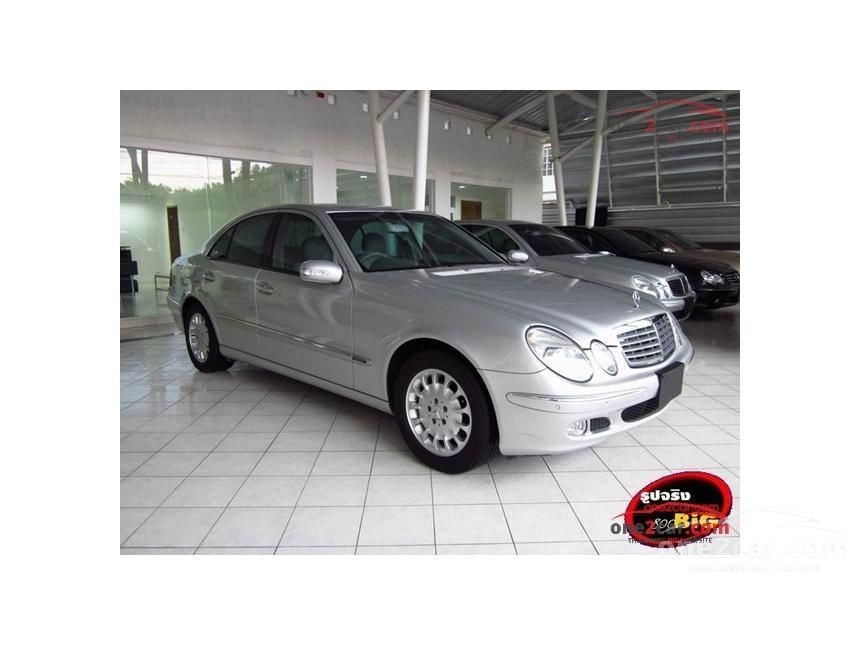2007 Mercedes-Benz E220 CDI Elegance Sedan