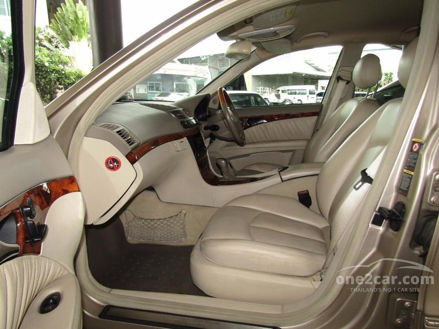 2005 Mercedes-Benz E220 CDI Elegance Sedan