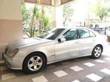 2005 Mercedes-Benz E220 CDI W211 (ปี 03-09) Elegance 2.1 AT Sedan