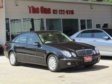 2006 Mercedes-Benz E220 CDI W211 (ปี 03-09) Elegance 2.1 AT Sedan
