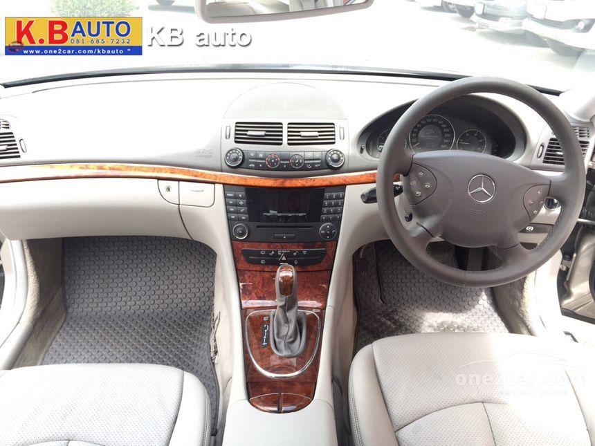 2006 Mercedes-Benz E220 CDI Elegance Wagon