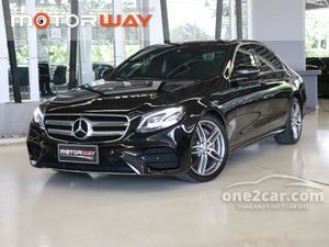 2016 Mercedes-Benz E220 2.0 W213 (ปี 16-20) d AMG Dynamic Sedan