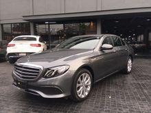2016 Mercedes-Benz E220 W213 (ปี 16-20) W213 (ปี 16-20) d 2.0 AT Sedan