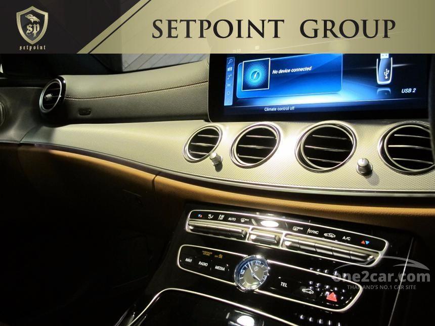 2016 Mercedes-Benz E220 d Sedan