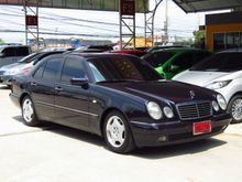 1999 Mercedes-Benz E230 W210 (ปี 95-03) Avantgarde 2.3 AT Sedan