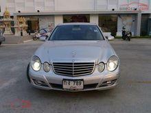2010 Mercedes-Benz E230 W211 (ปี 03-09) Avantgarde 2.5 AT Sedan