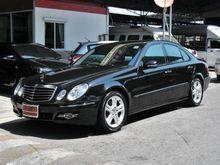 2009 Mercedes-Benz E230 W211 (ปี 03-09) Avantgarde 2.5 AT Sedan