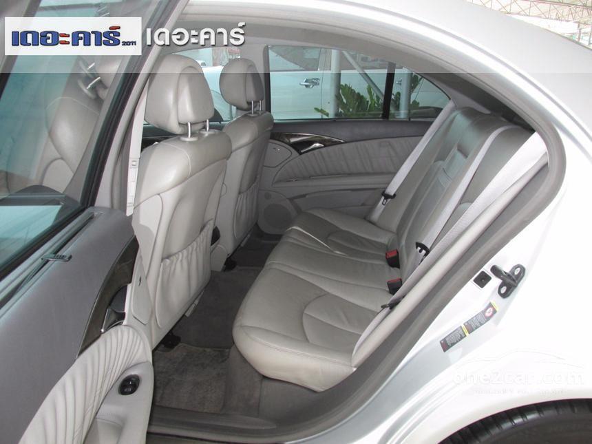 2007 Mercedes-Benz E230 Avantgarde Sedan