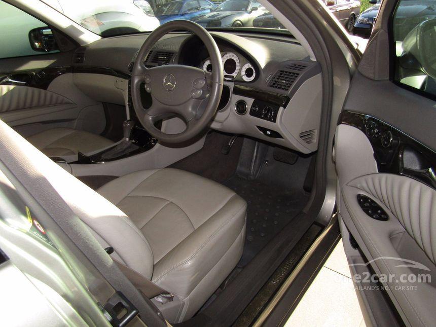 2008 Mercedes-Benz E230 Avantgarde Sedan