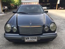 1998 Mercedes-Benz E230 W210 (ปี 95-03) Avantgarde 2.3 AT Sedan