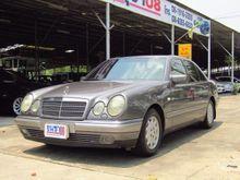 1996 Mercedes-Benz E230 W210 (ปี 95-03) Elegance 2.3 AT Sedan