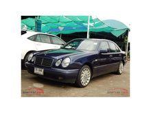1999 Mercedes-Benz E230 W210 (ปี 95-03) Elegance 2.3 AT Sedan