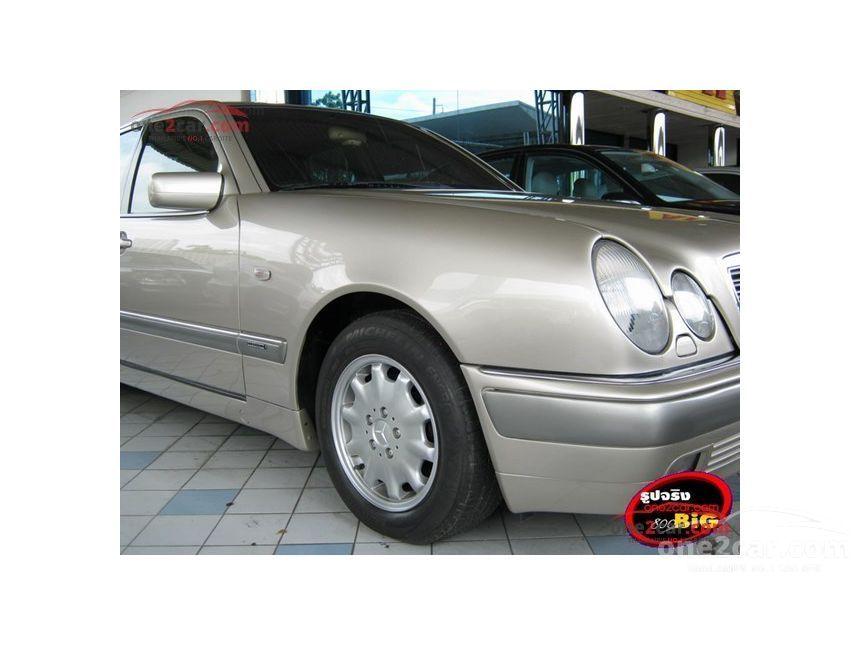 1997 Mercedes-Benz E230 Elegance Sedan