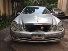 2007 Mercedes-Benz E240 W211 (ปี 03-09) Avantgarde 2.6 AT Sedan