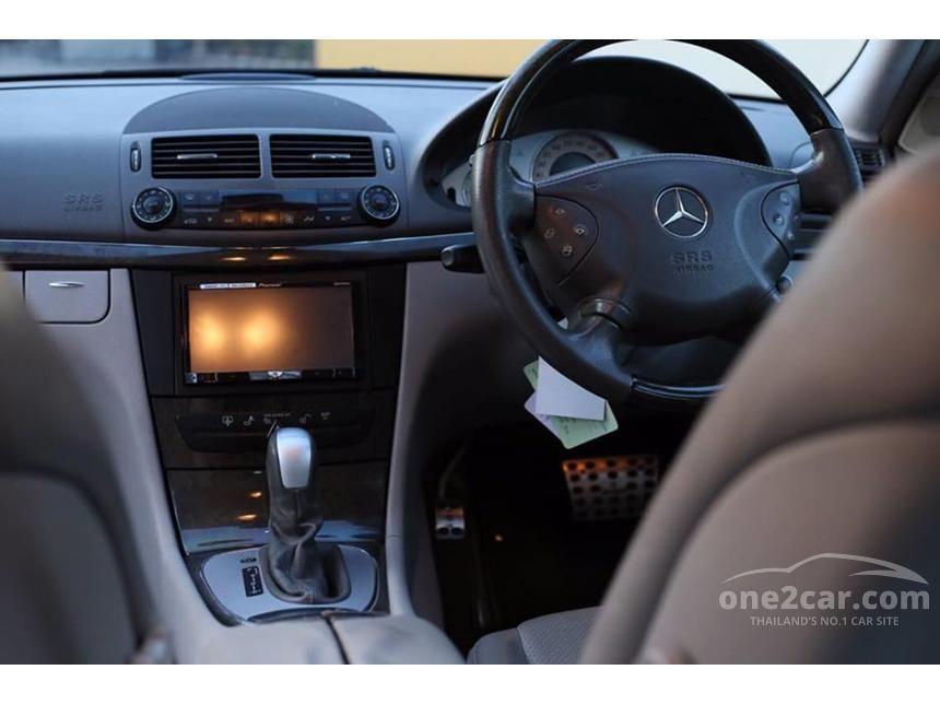 2006 Mercedes-Benz E240 Avantgarde Sedan
