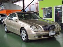 2006 Mercedes-Benz E240 W211 (ปี 03-09) Avantgarde 2.6 AT Sedan