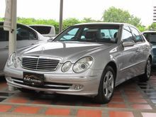 2005 Mercedes-Benz E240 W211 (ปี 03-09) Avantgarde 2.6 AT Sedan