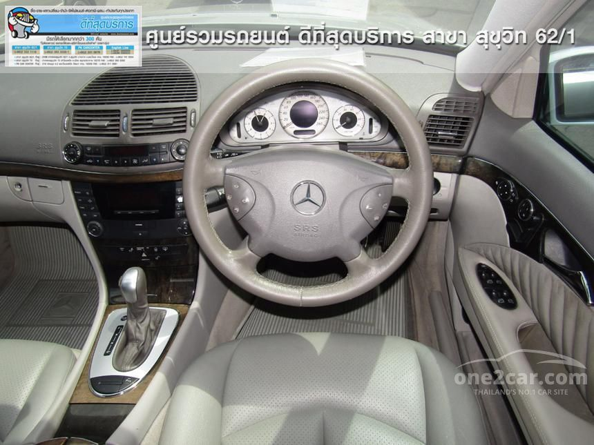 2003 Mercedes-Benz E240 Avantgarde Sedan