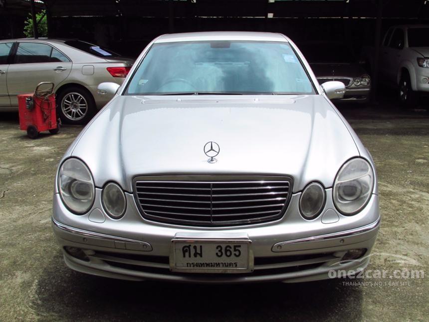 2008 Mercedes-Benz E240 Avantgarde Sedan