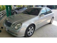 2004 Mercedes-Benz E240 W211 (ปี 03-09) Avantgarde 2.6 AT Sedan