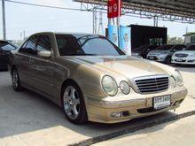 2001 Mercedes-Benz E240 W210 (ปี 95-03) Avantgarde 2.6 AT Sedan