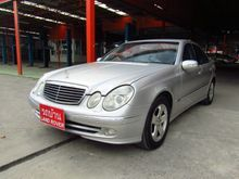 2004 Mercedes-Benz E240 W211 (ปี 03-09) Avantgarde 2.6 AT Sedan