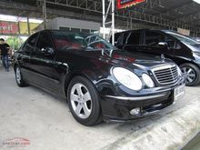 2006 Mercedes-Benz E240 W211 (ปี 03-09) Avantgarde 2.6 AT Sedan