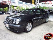 1997 Mercedes-Benz E240 W210 (ปี 95-03) Elegance 2.4 AT Sedan