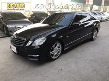 2012 Mercedes-Benz E250 BlueEFFICIENCY AMG W212 (ปี 10-16) Dynamic 1.8 AT Sedan